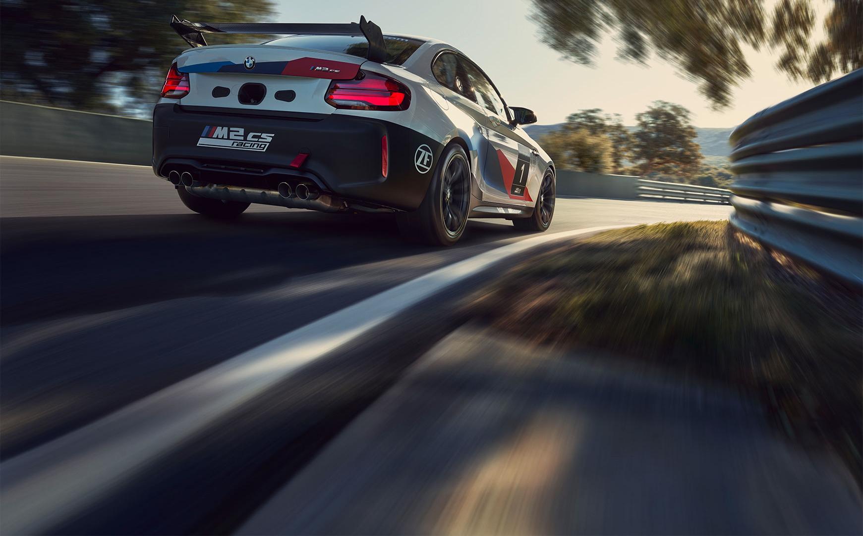 Einschreibung für den BMW M2 Cup startet
