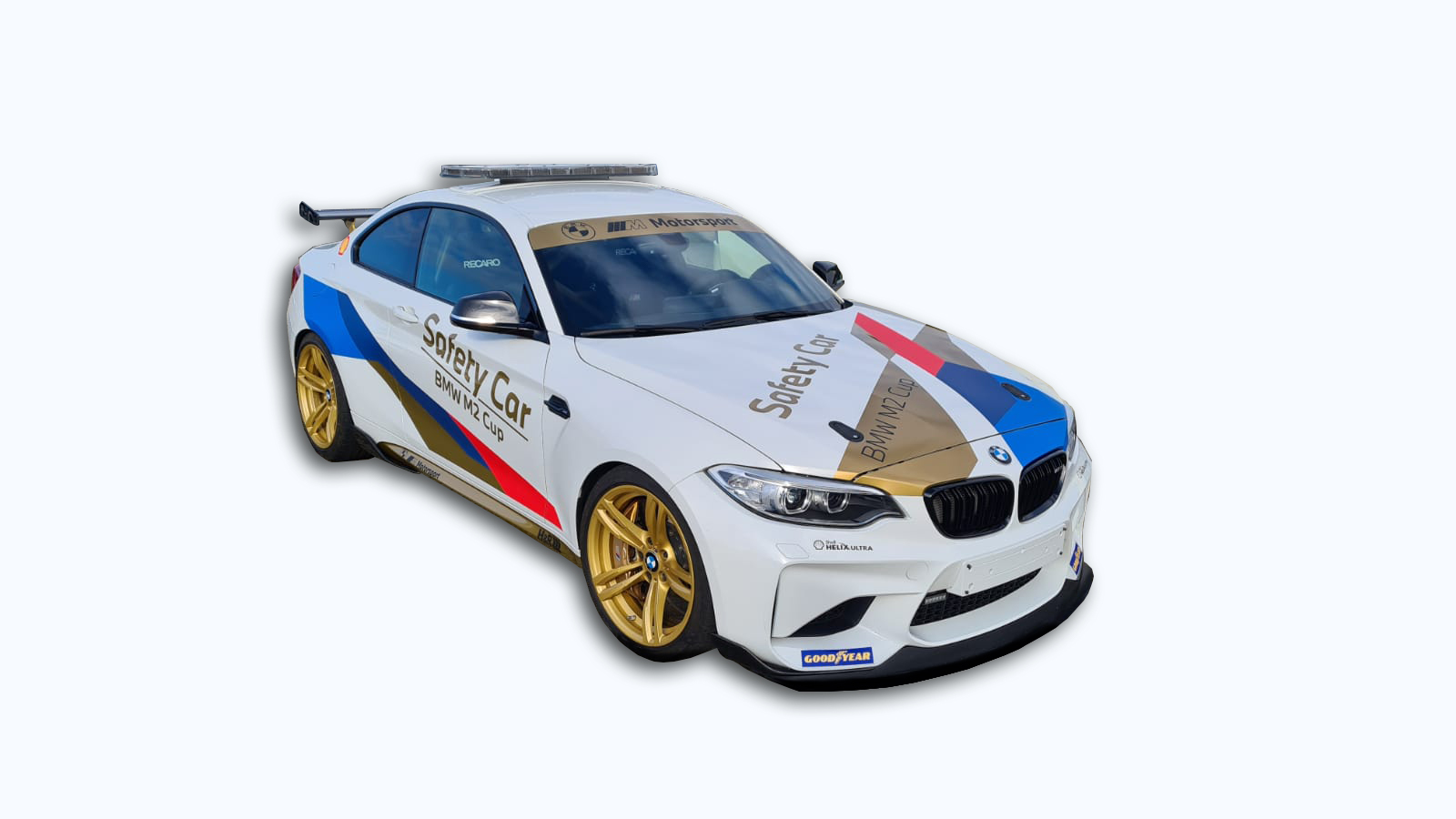 The clock is ticking: BMW M2 Cup presents Safety Car