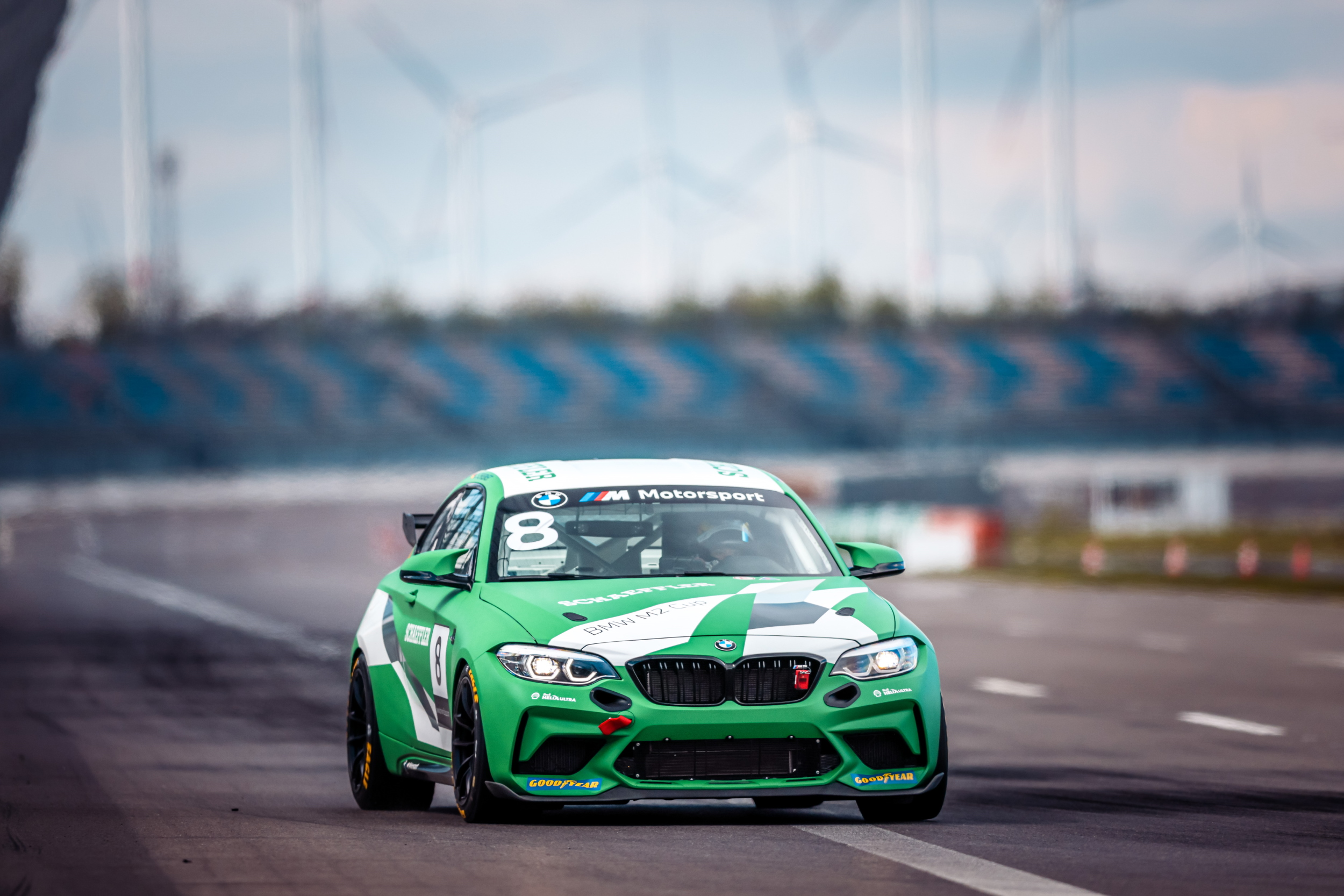 2021 02 06 BMWM2Cup Rollout Lausitzring CarrieSchreiner BMWM2CSRacing