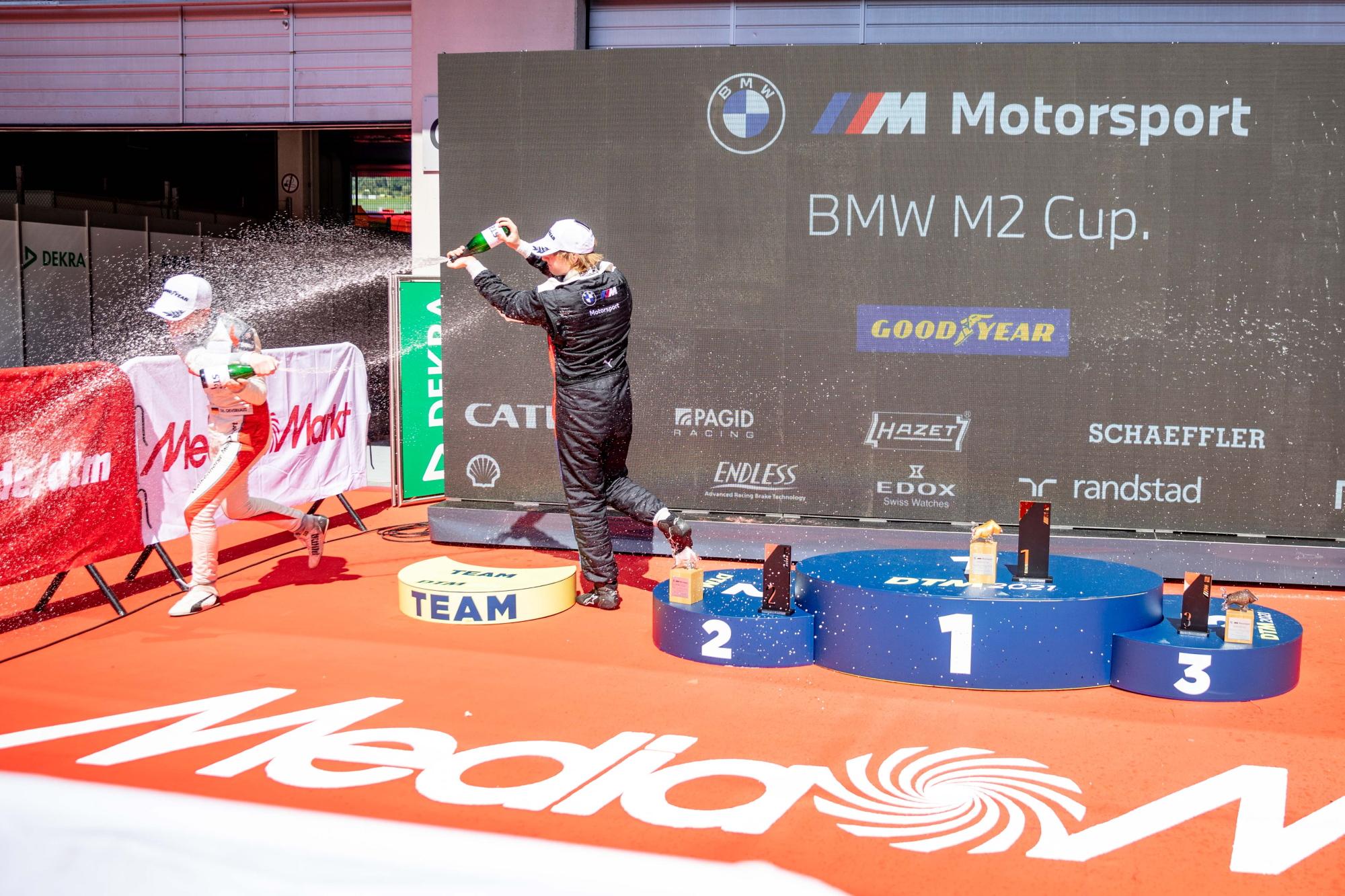 2021 09 04 BMWM2Cup RedBullRing Rennen1 Podium scaled 1