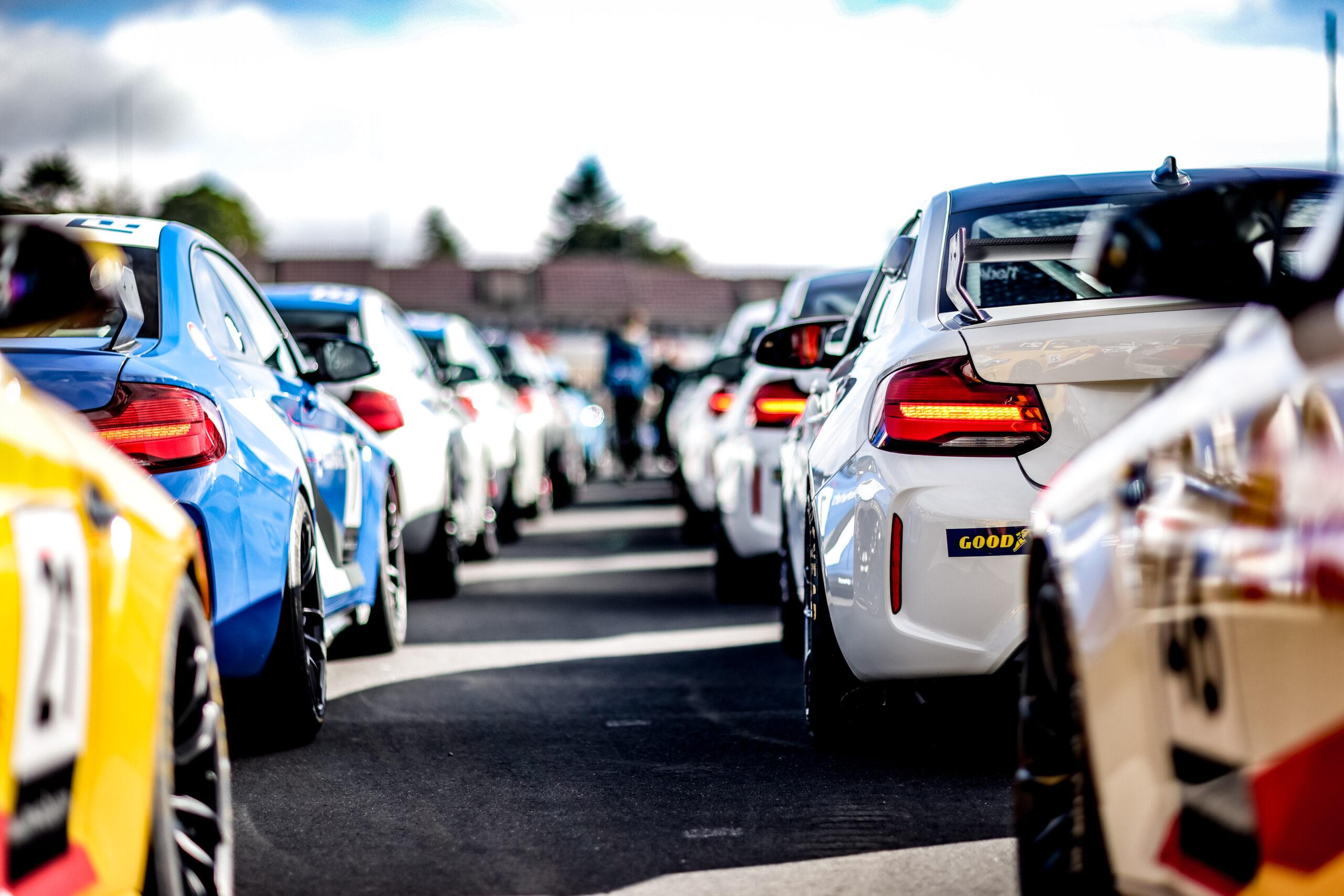 BMW M2 Cup beim Highlight des Jahres am Norisring